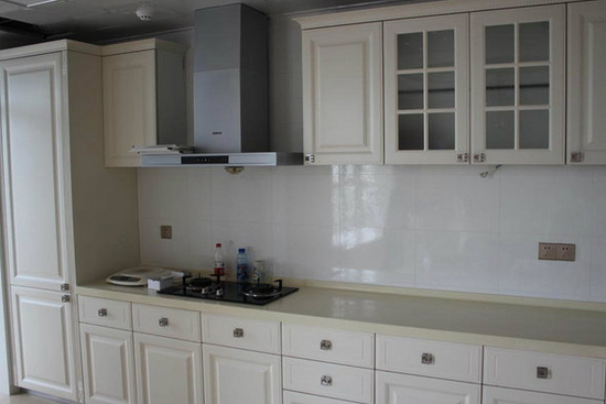 厨房欧式装修效果图 诠释完美厨房装修图片