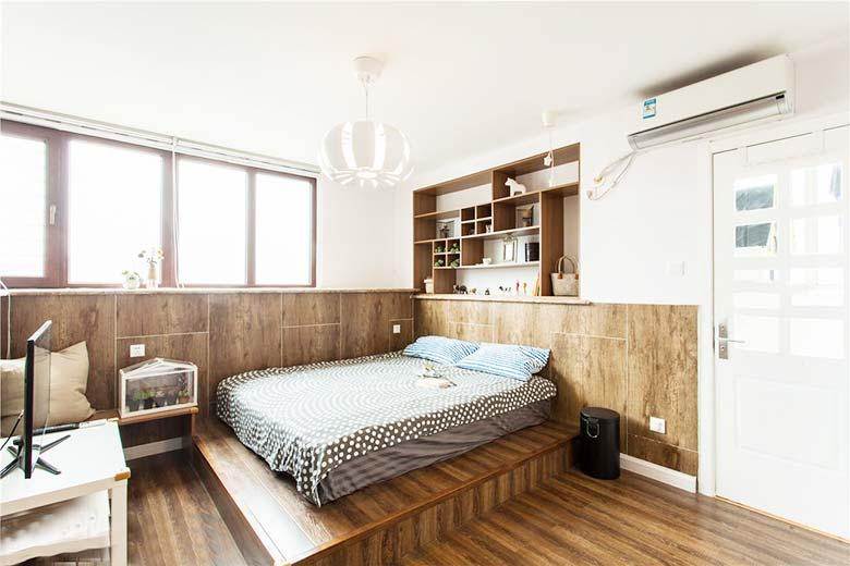 卧室榻榻米设计装修图