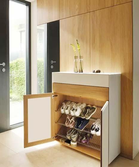 鞋柜装修装饰图