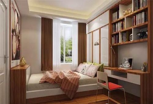 卧室小书柜设计 小书柜大创意