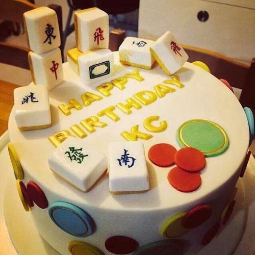 结婚纪念日蛋糕写什么 结婚纪念日创意蛋糕图
