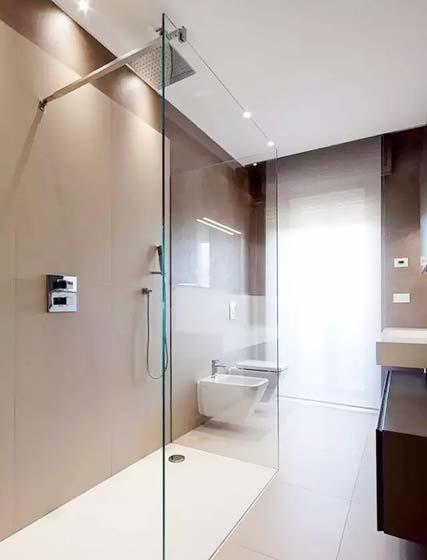 卫生间干湿分离装修欣赏图