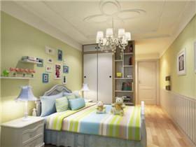 孩子卧室装修效果图片 超人气儿童房装修设计方案