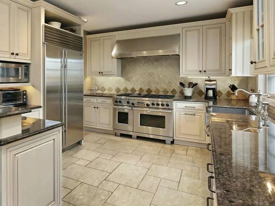 厨房瓷砖油污素材