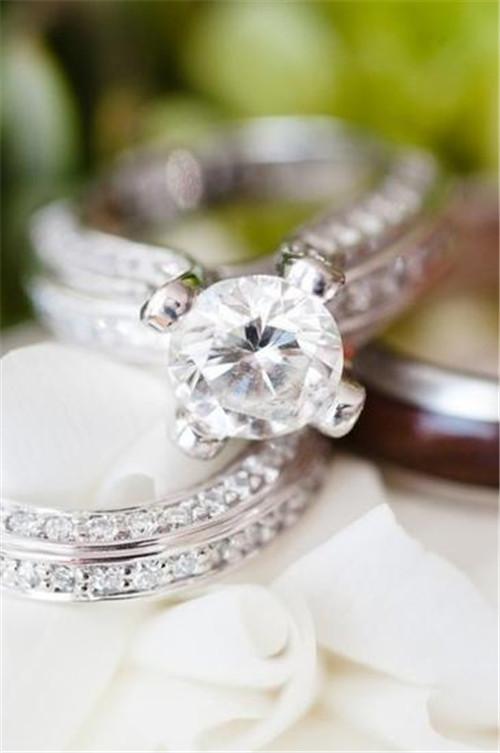 戒指图片唯美大全 如何把戒指拍得唯美图片