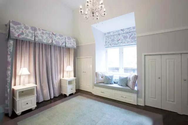 卧室飘窗设计平面图