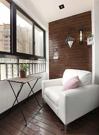室内阳光房沙发摆放图
