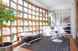 室内阳光房设计欣赏图
