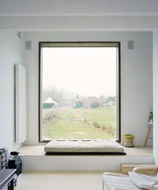 窗外的清新色  10款室内飘窗设计实景图9/10