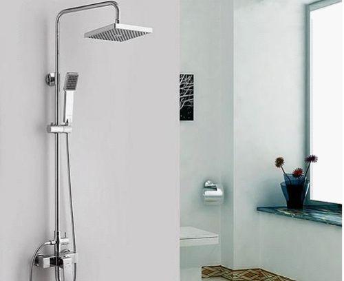 卫生间淋浴花洒选购技巧和安装注意事项