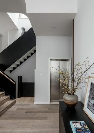 简约风格别墅设计玄关设计图
