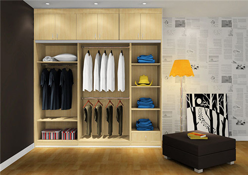 衣柜内部怎么设计 衣柜内部怎样分区较合理图片