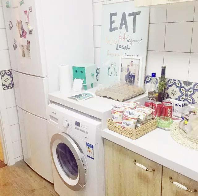厨房洗衣机设计图片大全