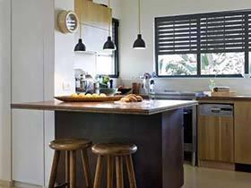 我的开放之家  10款开放式厨房图片