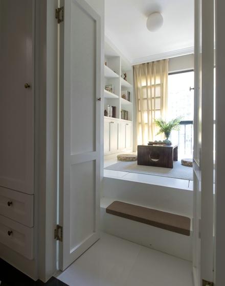 简美风格三室两厅装修榻榻米图片简美风格三室两厅装修