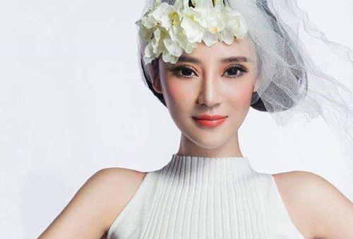 欧式新娘妆画法解析 新娘妆培训要多少钱图片