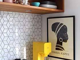 流光逆转  10款厨房花砖设计图