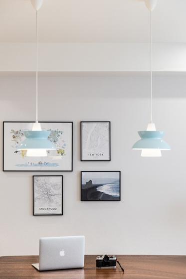 130平现代北欧风格装修装饰画图片