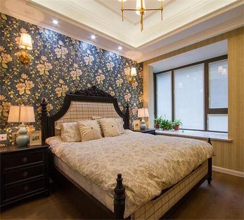 背景墙 房间 家居 起居室 设计 卧室 卧室装修 现代 装修 500_450
