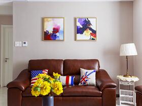 现代简约风格两居室装修 朴实无华的精致