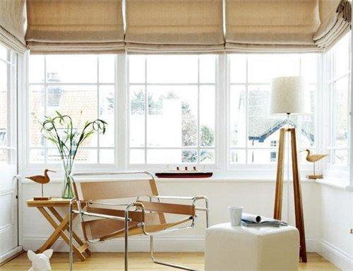 玻璃窗搭配技巧 让阳光洒满房间