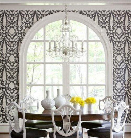 海门装修分享玻璃窗搭配技巧 让阳光洒满房间