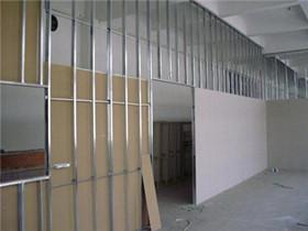 石膏板隔墙多少钱一平方 石膏板隔墙能用几年
