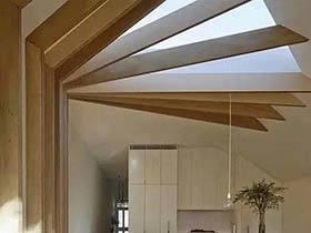 吊顶之约  10款房间创意吊顶装修效果图