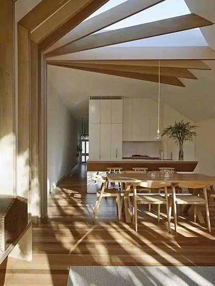 室内创意吊顶设计参考图