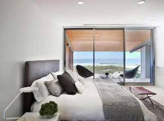 现代风格卧室设计平面图