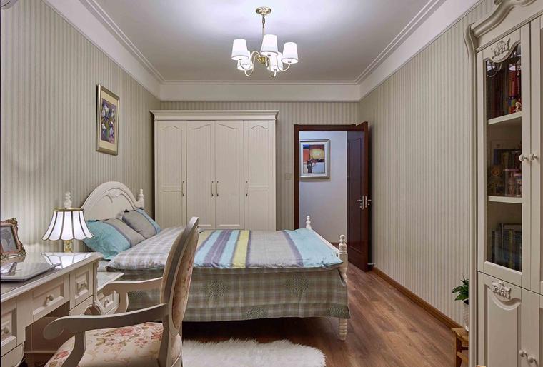 法式风格装修效果图小卧室图片