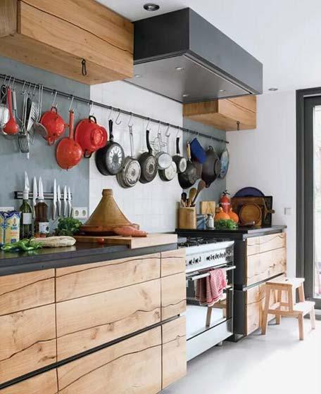 厨房收纳装修效果图