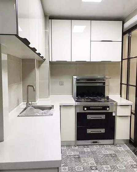 厨房地砖图片大全