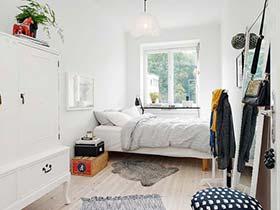 天生我的家  10款北欧风卧室效果图