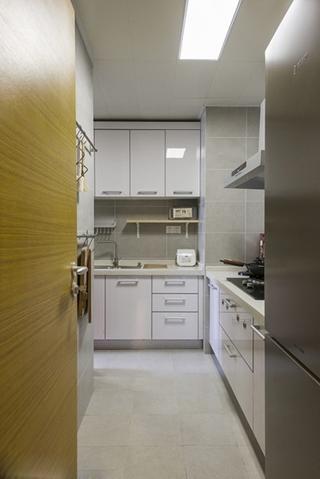 70平米简约风格装修厨房效果图