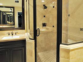 巧妙布置好用家  10夸小户型卫生间装修效果图