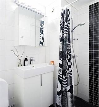 小户型卫生间设计效果图