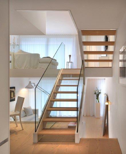 北欧风格楼梯设计