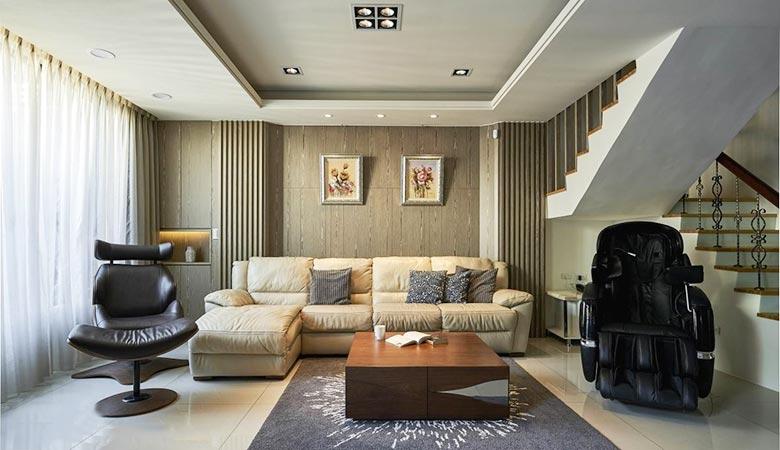 现代简约风格客厅图片大全