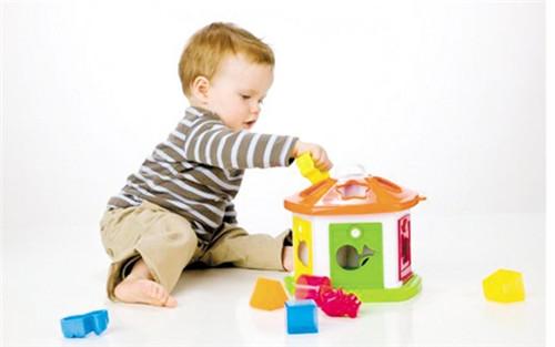 十三个月宝宝早教训练 3个小训练让宝宝更健康
