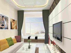 80平米三室一厅装修效果图 装出属于自己的独特风格