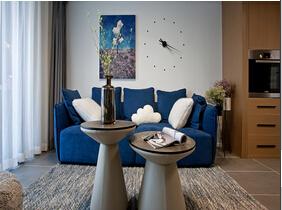 110平简约风格两居室装修 单身贵族的自由空间