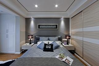 120平复式房装修小卧室效果图