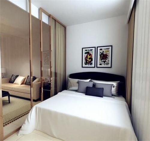 榻榻米设计可以让阳台成为休闲的一个场所,同时也能起到卧室的作用,还