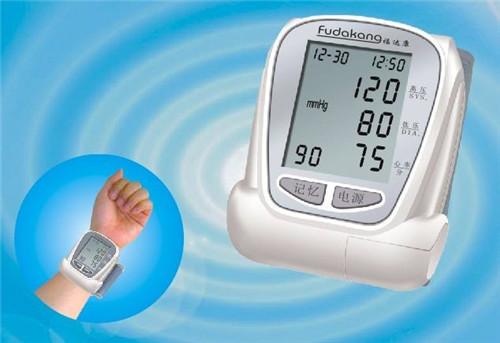 腕式血压计准不准 腕式血压计的正确使用方法