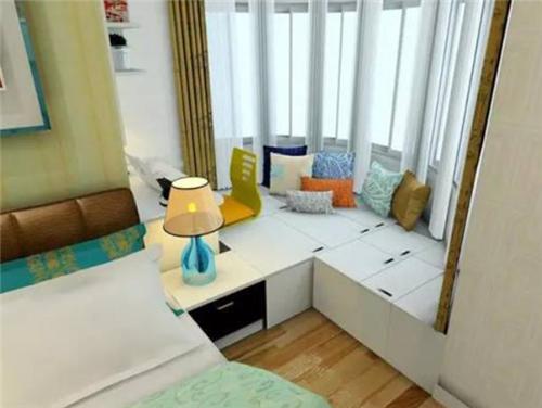 小房间空间变大的五大技巧