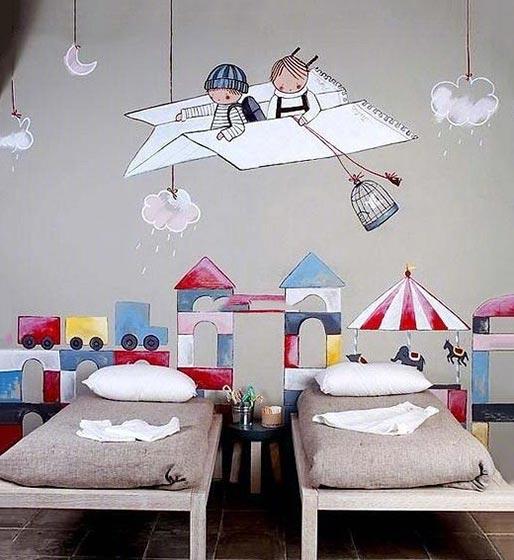 儿童房设计与装修欣赏图