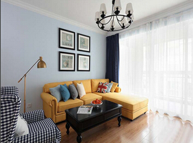 89平旧房翻新两居室 空间闪亮变身