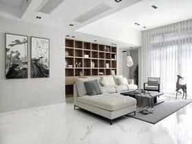 台式风格大户型装修 舒适大气的空间