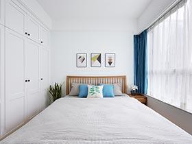 家居奇妙点  10款简约卧室设计图片